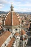 Florenzduomo Stockfotos