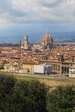 FlorenzDuomo Lizenzfreies Stockfoto