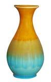 Florero colorido Imagen de archivo libre de regalías
