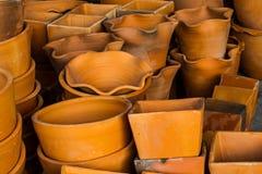 Florero de cerámica Imagen de archivo libre de regalías