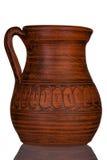 Florero de cerámica Fotografía de archivo libre de regalías