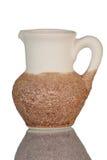 Florero de cerámica Imagen de archivo