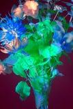 Florero de flores Foto de archivo libre de regalías