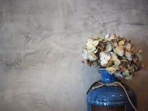 Florero de flores Imagen de archivo
