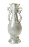 Florero de la cerámica Imagen de archivo libre de regalías