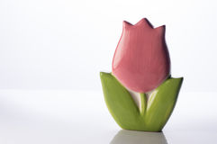 Florero floral Fotografía de archivo