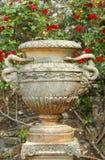 Florero viejo de la urna Fotografía de archivo libre de regalías