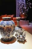 Floreros de China Imagen de archivo libre de regalías