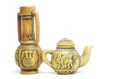 Floreros turcos Imagen de archivo libre de regalías