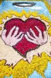 Floresça a decoração Fotografia de Stock Royalty Free