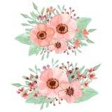 Floresça a decoração Fotografia de Stock