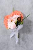 Floresça o corsage para o baile de finalistas Fotografia de Stock