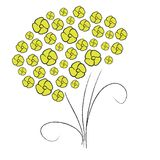 Floresça o ramalhete Imagem de Stock Royalty Free