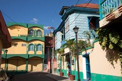Flores, Γουατεμάλα Στοκ φωτογραφία με δικαίωμα ελεύθερης χρήσης