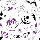 Flores abstractas - modelo libre illustration