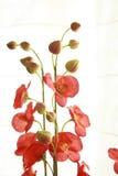 Flores artificiales 1 Foto de archivo libre de regalías