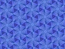 Flores azuis de Digitas imagem de stock royalty free