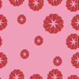 Flores cardíacas Fotografia de Stock