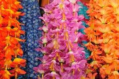 Flores Chain Imagens de Stock Royalty Free