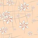 Flores chinesas ilustração do vetor