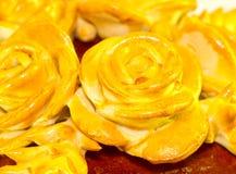 Flores comestíveis Fotos de Stock Royalty Free