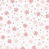 Flores cor-de-rosa do fundo Imagens de Stock Royalty Free