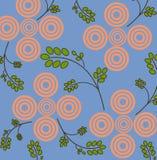 Flores da abstração Fotografia de Stock