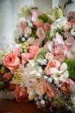 Flores da cerimônia de casamento Fotos de Stock