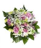 Flores da entrega especial Imagens de Stock Royalty Free