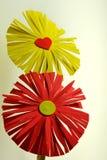 Flores da espuma Imagem de Stock Royalty Free