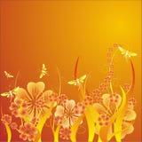 Flores da primavera Fotografia de Stock Royalty Free