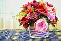 Flores da tabela fotografia de stock