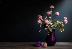 Flores de Carnatins Fotos de archivo