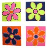 Flores de Cheerfull ilustração stock