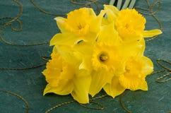 Flores de Jonquil fotografia de stock
