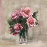 Flores de la acuarela libre illustration