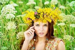 Flores de la armonía Imágenes de archivo libres de regalías