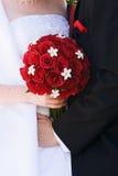 Flores de la boda Fotos de archivo