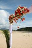 Flores de la boda. Foto de archivo