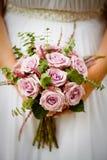 Flores de la boda Imagenes de archivo