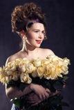 Flores de la felicidad Fotos de archivo