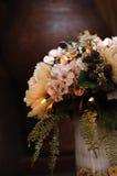 Flores de la Navidad Fotografía de archivo