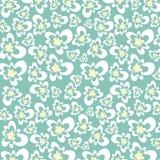Flores de la textura ilustración del vector