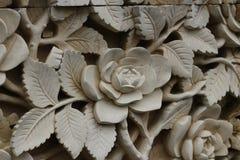 Flores de las piedras Foto de archivo