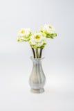 3 flores de loto Foto de archivo