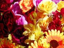 Flores de papel Imagen de archivo