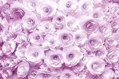 Flores de papel Fotografía de archivo