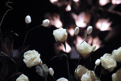 Flores de papel Fotos de archivo