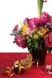 Flores de Pascua Foto de archivo libre de regalías
