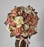 Flores de seda Imagem de Stock